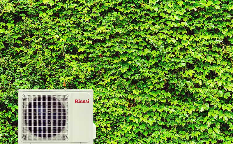 Rinnai-Air-Conditioner-reverse-cycle